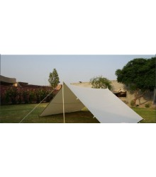 Tarpaulin / Awning - 4 x 6 meters (with loops)