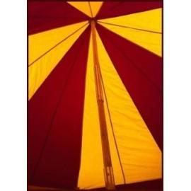 Medieval Tent Herwald, 5 m