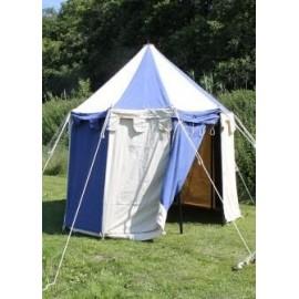 Round Medieval Tent , 3 m in Diameter