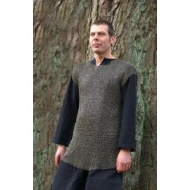 Roman Auxiliary Shirt, ID6mm, riveted/punched, size M