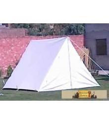 Wedge tent big 3 x 2.50m, natural
