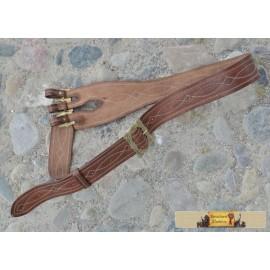 RAPIER HANGER, leather