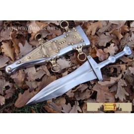 PUGIO, Roman Dagger, type Pompei