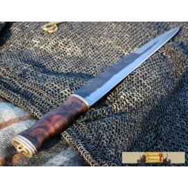 SCIAN - Skean, forged Irish dagger