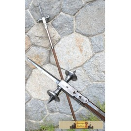 Streithammer, medieval two handed hammer