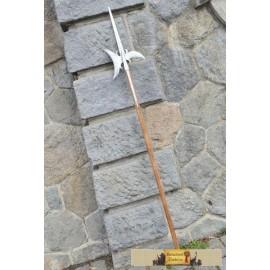 RENAISSANCE HALBERD, replica of a pole weapon