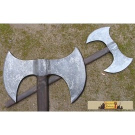 BARBAR, Two Handed Axe