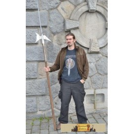 RENAISSANCE HALBERT, replica of a pole weapon