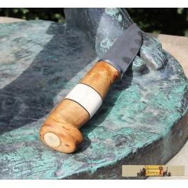 HEIMDALL, Damascus steel knife