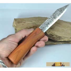ÚLFUR, hand forged early medieval knife