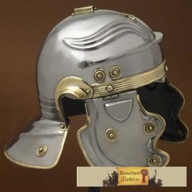 ROMAN HELMET, Imperial Gallic H, Augsburg-Oberhausen - collectible replica
