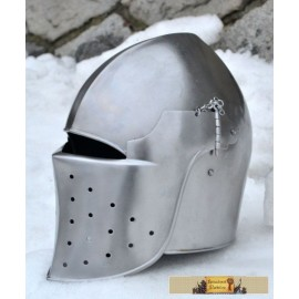 Gothic Visor Helmet