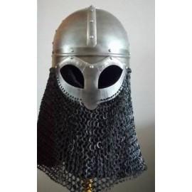 Chainmale for Germundbu Helmet riveted