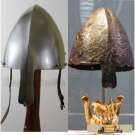 Helmet from Weymouth combat replica
