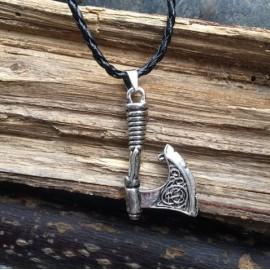 Slavic Perun Axe Pendant