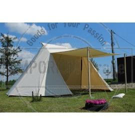 Norman Tent - 4x6m - cotton