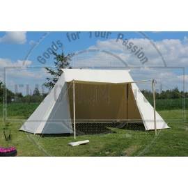 Norman Tent - 4x6m - cotton