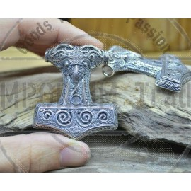 THOR HAMMER from Scania, silver 925, 17 g