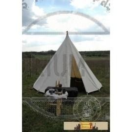 Cone tent (4m) - cotton