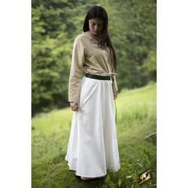 Download images Basic Skirt - White