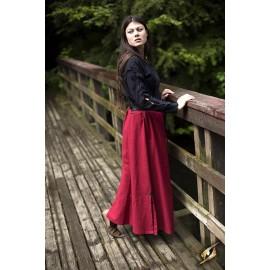 Battle Skirt - Dark Red