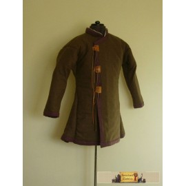 Early-medieval combat tunic.