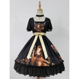 Neverland Song of Time Lolita OP Dress