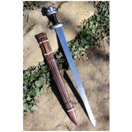 Scabbard for Viking Sword with wooden core