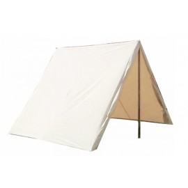Wedge Tent - 2 x 2.4 m - cotton