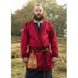 Klappenrock Viking Coat, red