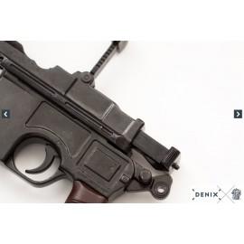 C96 pistol, Germany 1896