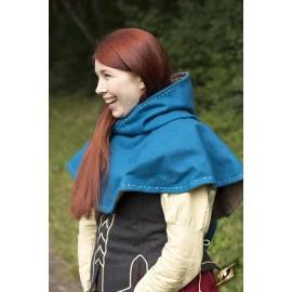 Hood - Medieval - Blue