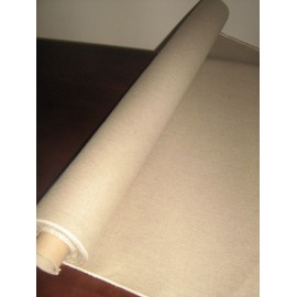 Linen fabric impregnated
