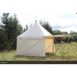 Square Tent 6 x 6m