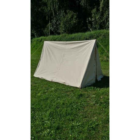 Small Wedge A-Tent - 1,2 x 1,5 m - Cotton
