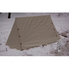 Mini Soldier tent - linen