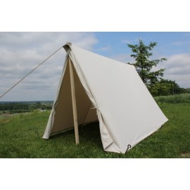 Wedge A-Tent / 3 x 3 m / cotton