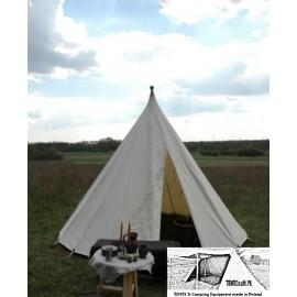 Cone (phi 5m) - 3,35 high - cotton