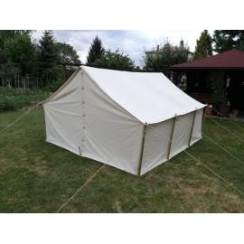 Roman Rectangular Tent Size 3 x 3,5 m x 2 m (h)
