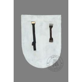 Wooden heater shield