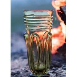 VIKING GLASS CUP, Birka - replica