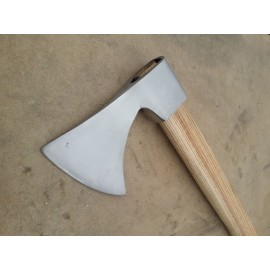 XIII century Hand forged axe