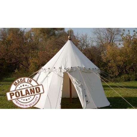 Pavilion with one pole (phi 4,2 m) - cotton