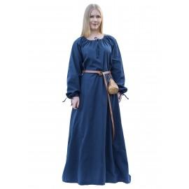 Medieval Dress Ana, blue