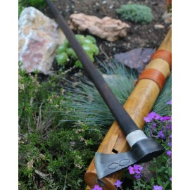 Traditional forged Carpathian Axe