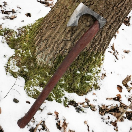 Forged Viking or Savic Axe