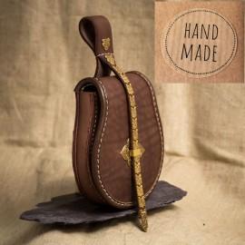 Belt bag from Przemysl Poland IX - X century
