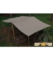 Shed (6x4,5 m) - linen