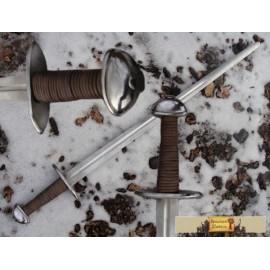 VIKING SWORD - nut pommel