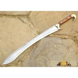 The Greek Kopis, sword